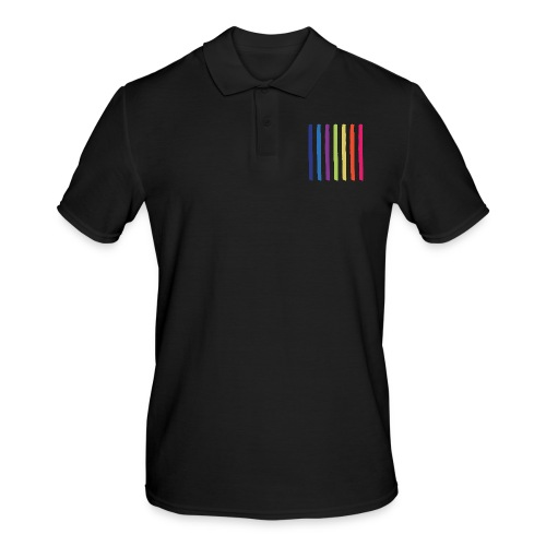 Lines - Men's Polo Shirt
