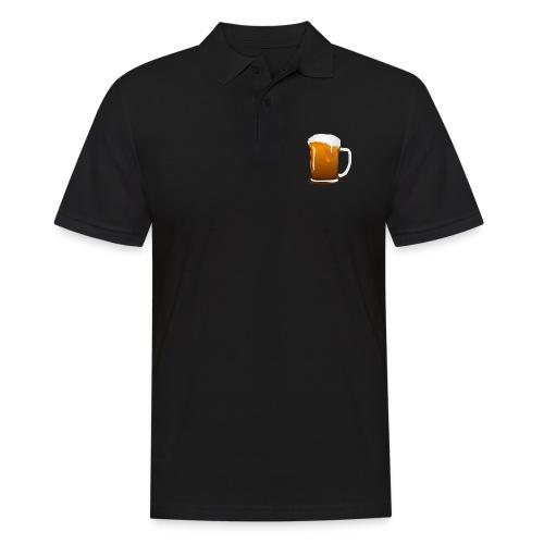 Bier - Männer Poloshirt