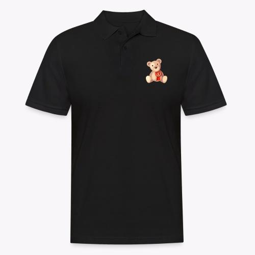 Teddy Bear - Men's Polo Shirt