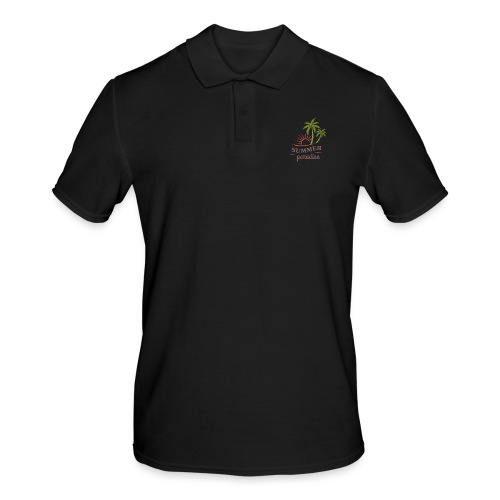 Summer paradise - Men's Polo Shirt