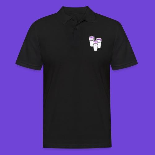 Purple - Polo da uomo