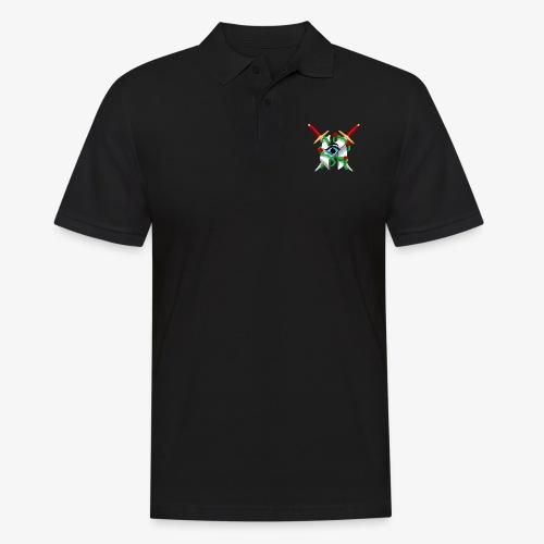 Hault Swords & Roses - Men's Polo Shirt
