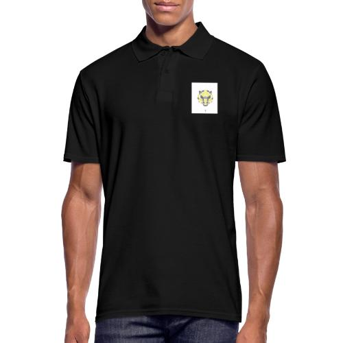 Tiger fra jungle - Herre poloshirt
