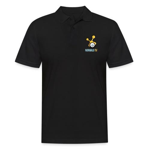 Zeichnung123 spread - Männer Poloshirt