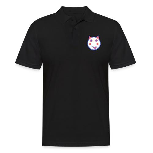 Red White And Blue - Alf Da Cat - Men's Polo Shirt