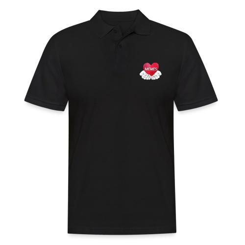Love Memes - Men's Polo Shirt