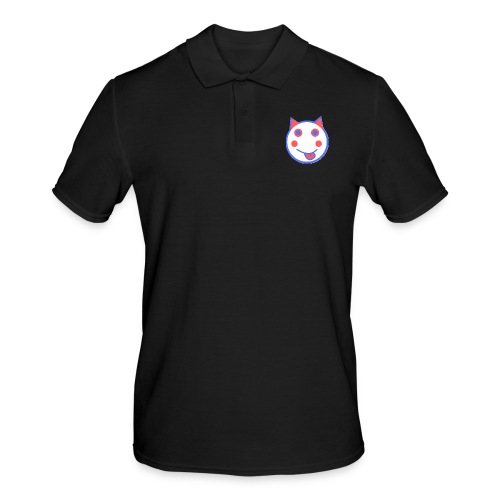 Alf Cat RWB | Alf Da Cat - Men's Polo Shirt
