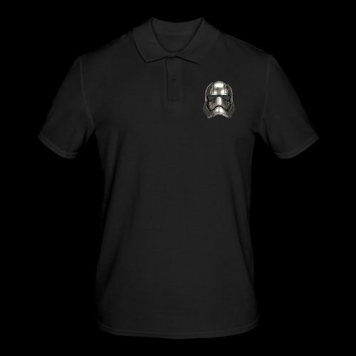 Phasma's Helmet - Men's Polo Shirt