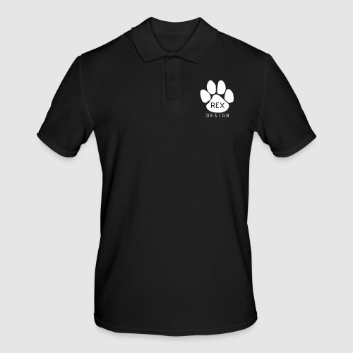 Rex Design Recolour - Men's Polo Shirt