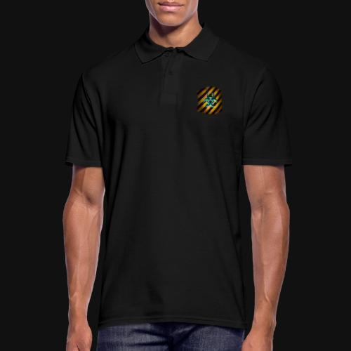 Biohazard v1 - Männer Poloshirt
