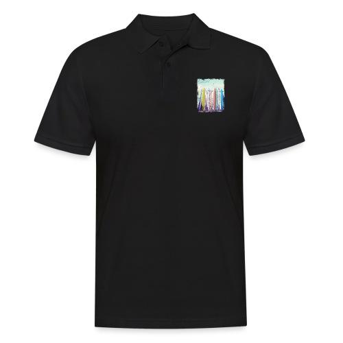 Surfs up - Männer Poloshirt