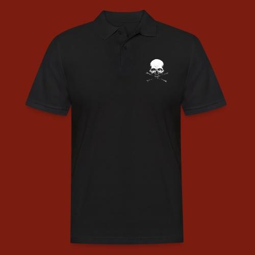 Old Skull - Men's Polo Shirt