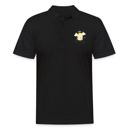 Flauschgoldengel - Männer Poloshirt