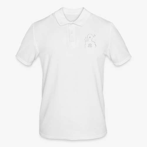 9 Tails Seal - Men's Polo Shirt