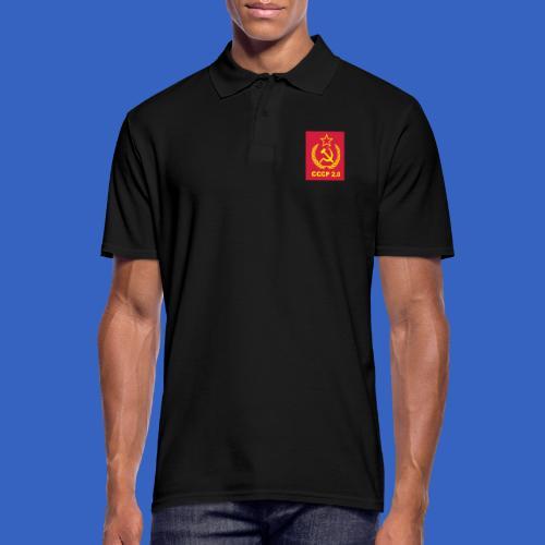 2.0 - Männer Poloshirt