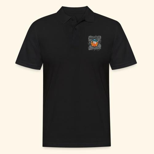 Whisky T Shirt Design Maltzeit - Männer Poloshirt