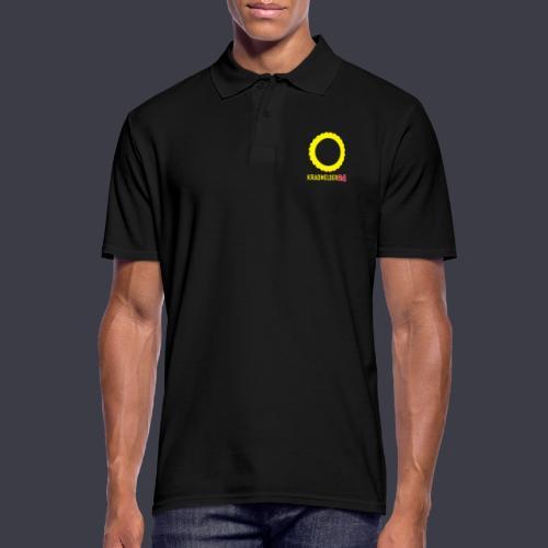 Kradmelder24 mit Reifen - Männer Poloshirt