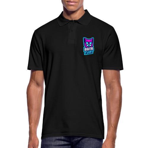 DigitalFluff - Men's Polo Shirt