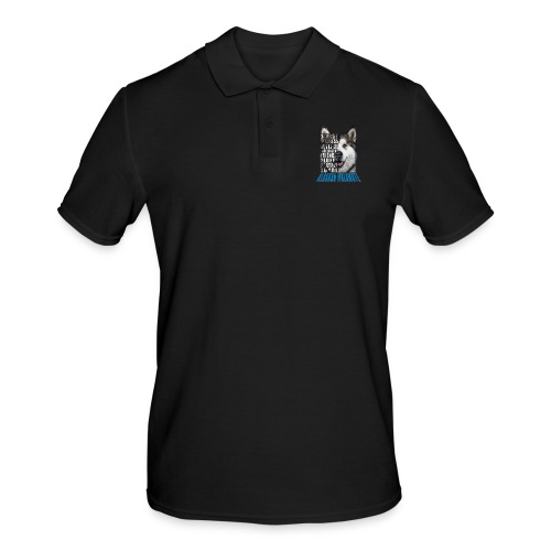 Alaskan Blue - Men's Polo Shirt
