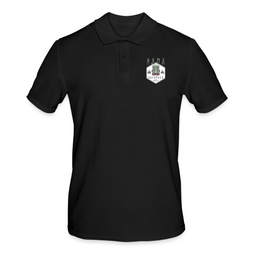 Home Is Where My Backpack Is - Männer Poloshirt