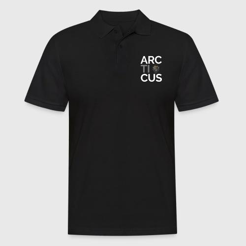 Arcticus font - Men's Polo Shirt