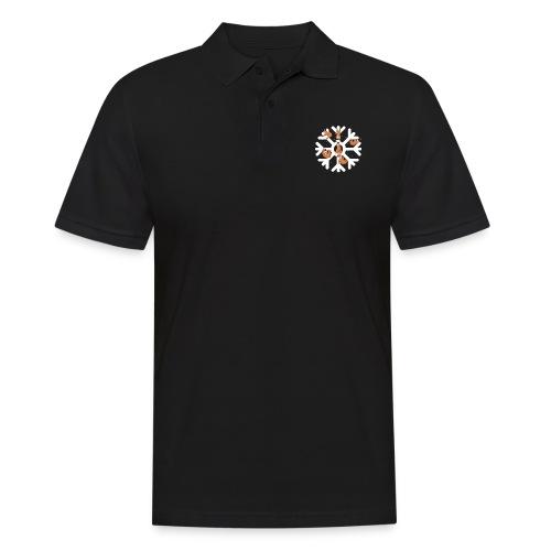 Snowflake Sloth - Men's Polo Shirt