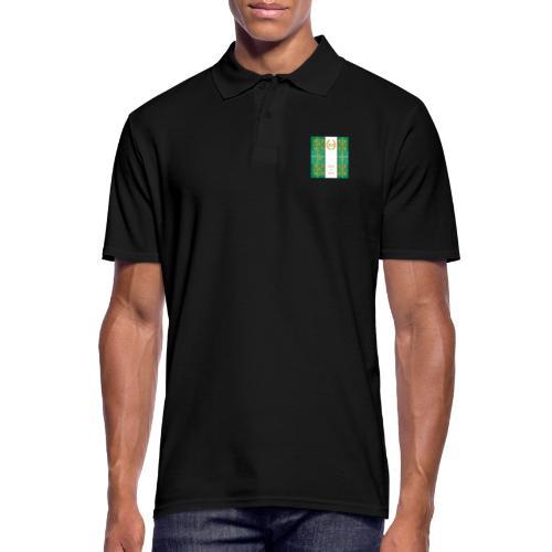 pride of lions clan - Männer Poloshirt