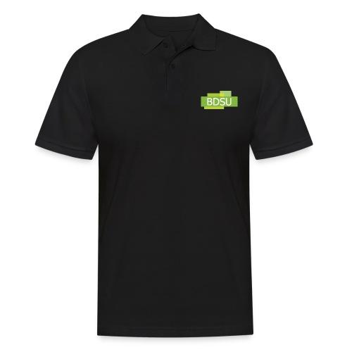 BDSU Logo - Männer Poloshirt