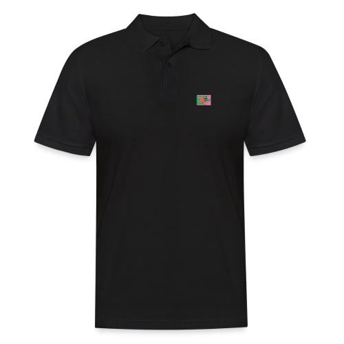 Apple - Männer Poloshirt
