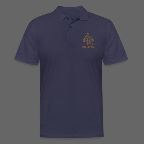 Lame Puns Rule: Logo - Men's Polo Shirt