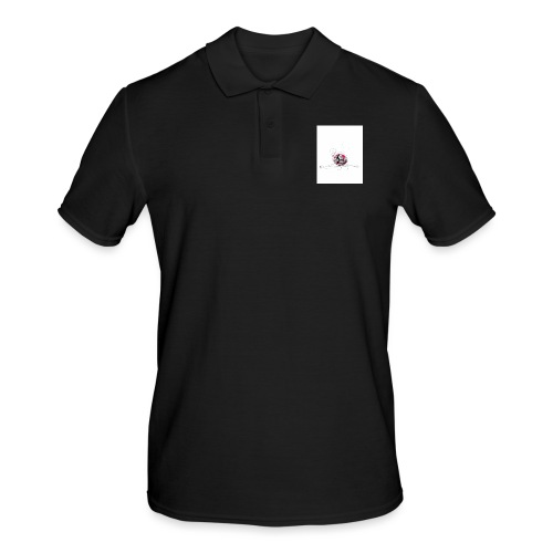 red lady - Men's Polo Shirt