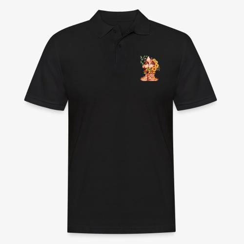 Fruit & Flowers - Men's Polo Shirt