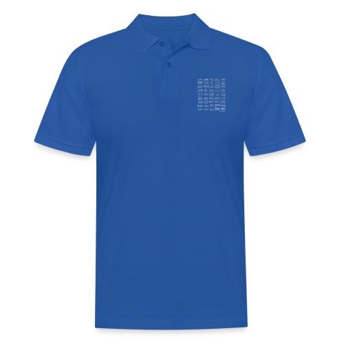 Synth Evolution T-shirt - Black - Men's Polo Shirt