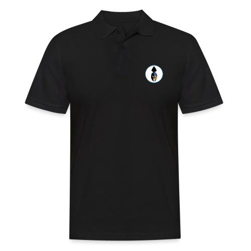 Troja round logo - Pikétröja herr
