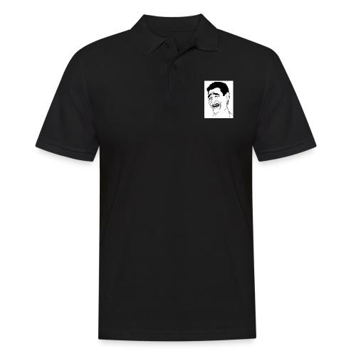 Yao Ming Face Bitch Please - Koszulka polo męska