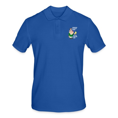I COULD HAVE PLAYED FOR IRELAND ONLY FOR BOOZE - Men's Polo Shirt