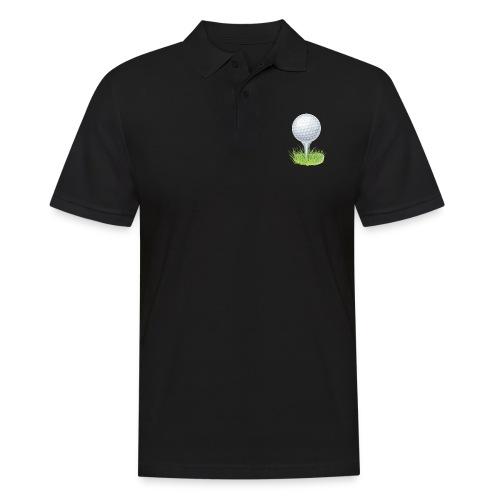 Golf Ball PNG Clipart - Polo hombre