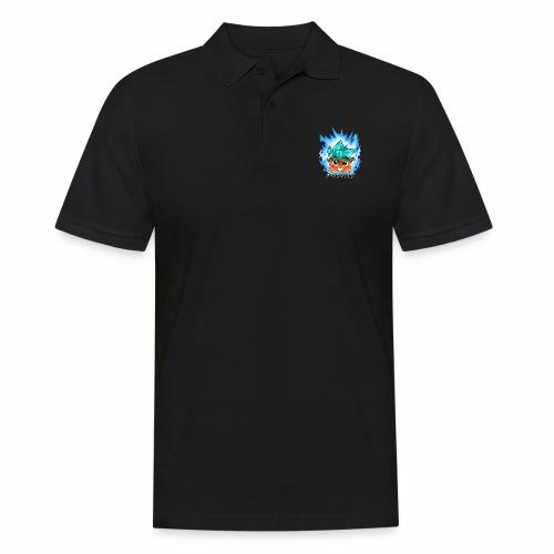 #sakaFIT Blue - Männer Poloshirt