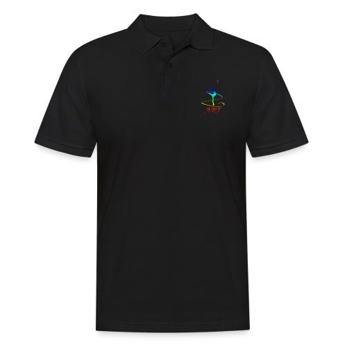 Atelier Rainbow Tanzkunst - Männer Poloshirt
