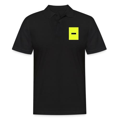 Yellow fluo - Polo da uomo