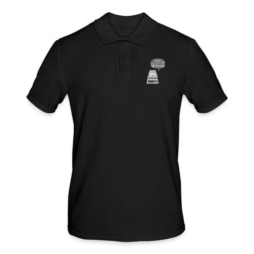 There's no Place like 127.0.0.1 - Männer Poloshirt