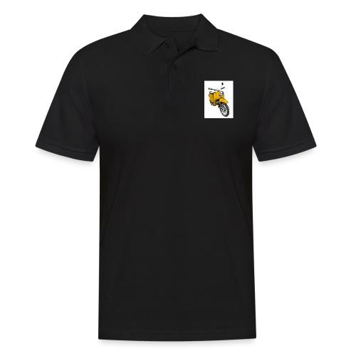 Die Schwalbenfahrer-Tasse (gelb) - Männer Poloshirt