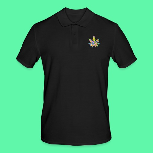 Mary Jane multi - Herre poloshirt