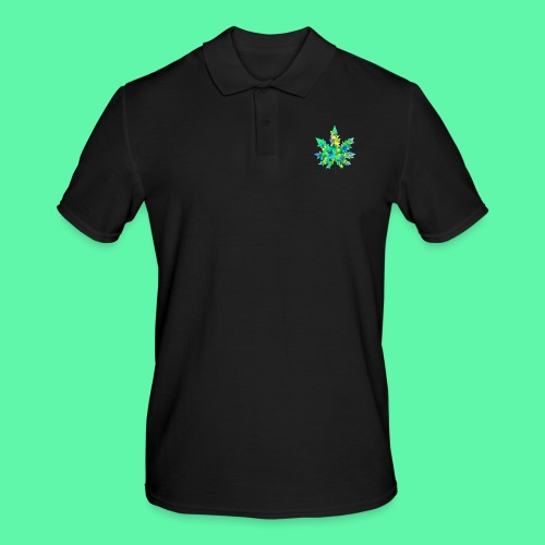 Mary Jane blue - Herre poloshirt