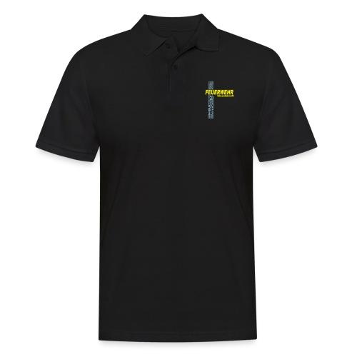 Feuerwehr Einsatzkraft - Männer Poloshirt