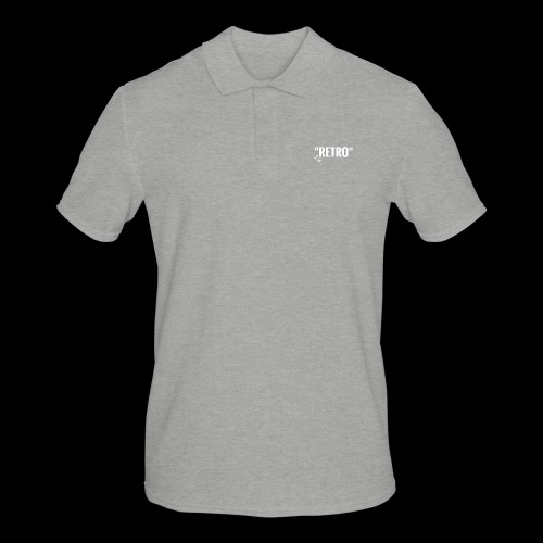 retro - Men's Polo Shirt