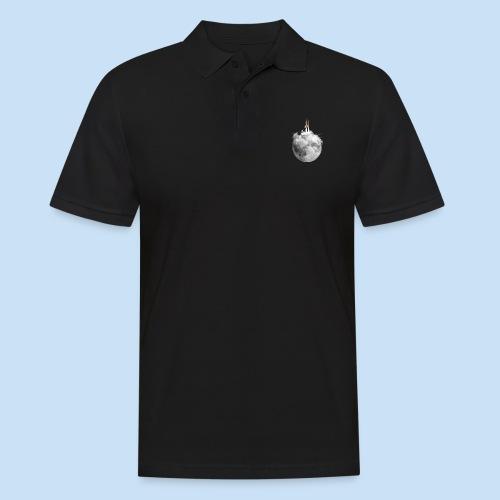 Mondrakete - Männer Poloshirt