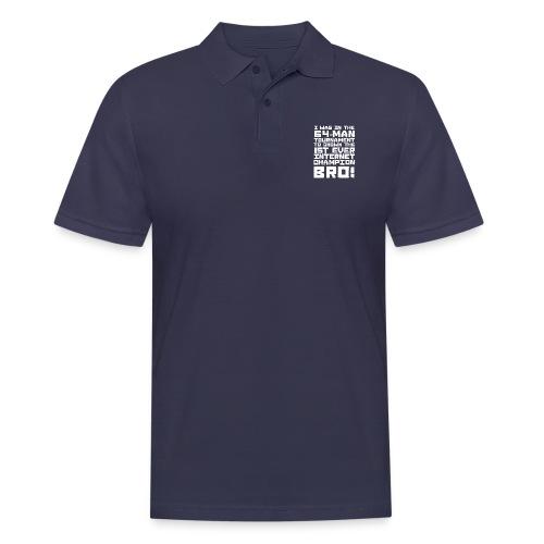 internetchamp - Men's Polo Shirt