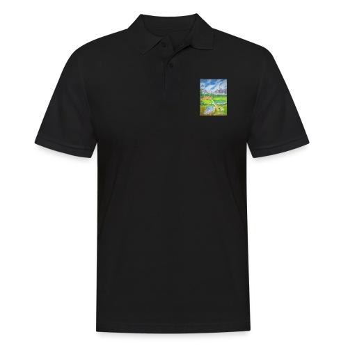 LandIMG 20180818 140244 - Männer Poloshirt