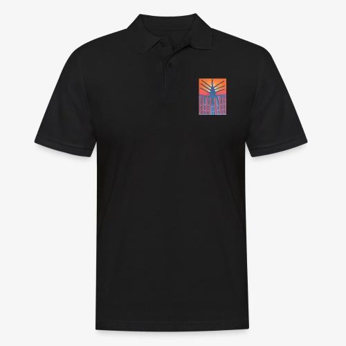drzewo prehistoryczne 1 - Koszulka polo męska